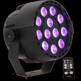 Projecteurs PAR LED - Ibiza Light - PAR-MINI-RGB3
