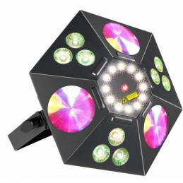 Jeux de lumière LED - Power Lighting - METEOR IX