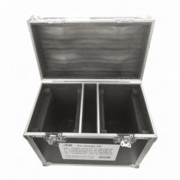 Flight cases éclairage - AFX Light - FL-DUAL1R