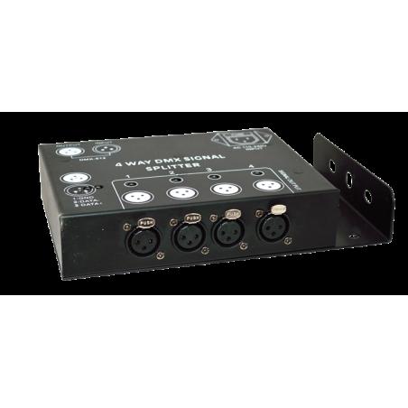 Splitters DMX - AFX Light - DD4