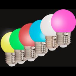 Jeux de lumière LED - Ibiza Light - Ampoule LEDSTRING-6BULBS
