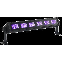 Lumières noires - Ibiza Light - LED-UVBAR6