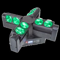 Jeux de lumière LED - AFX Light - BLADE8-FX