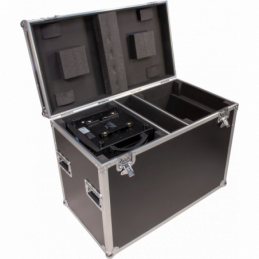 Flight cases éclairage - AFX Light - FL2-HOTBEAM16R