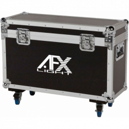 Flight cases éclairage - AFX Light - FL-2X10R
