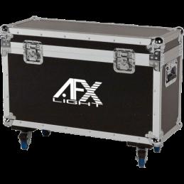 Flight cases éclairage - AFX Light - FL-2X10R
