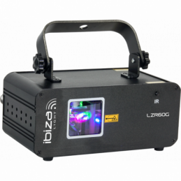 Lasers verts - Ibiza Light - LZR60G