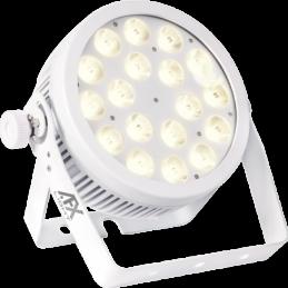 Projecteurs PAR LED - AFX Light - PROPAR18-WH