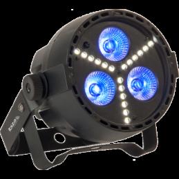 Projecteurs PAR LED - Ibiza Light - PAR-MINI-STR