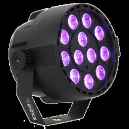 Projecteurs PAR LED - Ibiza Light - PAR-MINI-UV