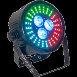 Projecteurs PAR LED - Ibiza Light - PARLED318-FX2