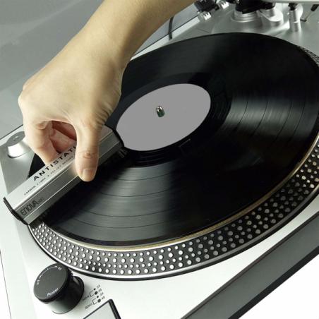 Accessoires platines vinyles - Enova Hifi - BROSSE ANTISTATIQUE VINYLE...