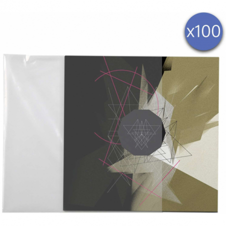 Meubles et pochettes de disques - Enova Hifi - POCHETTE VINYLE 33T - PEV 100