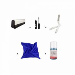Accessoires platines vinyles - Enova Hifi - PACK NETTOYAGE VINYLE - PNV 10