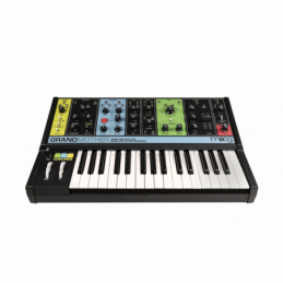 Synthé analogiques - Moog - GRANDMOTHER
