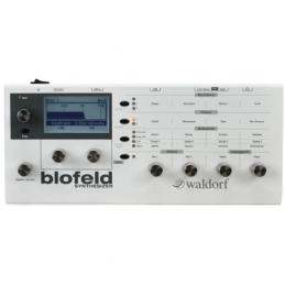 Synthé analogiques - Waldorf - BLOFELD (BLANC)