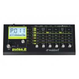 Synthé analogiques - Waldorf - Pulse 2