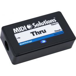 Interfaces midi - Midi Solutions - Thru