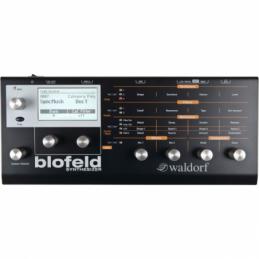 Synthé analogiques - Waldorf - BLOFELD (NOIR)