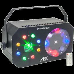 Jeux de lumière LED - AFX Light - DYNAMIC-LZR