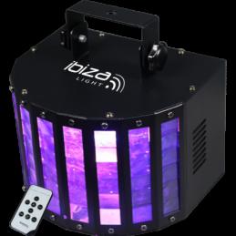 Jeux de lumière LED - Ibiza Light - BUTTERFLY-RC