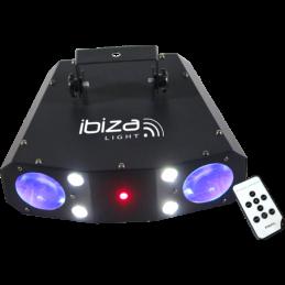 Jeux de lumière LED - Ibiza Light - COMBO-3IN1