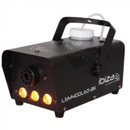 Machines à fumée - Ibiza Light - LSM400LED-BK