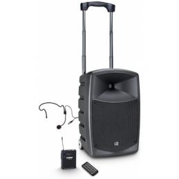 Sonos portables sur batteries - LD Systems - ROADBUDDY 10 HS B5