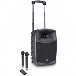 Sonos portables sur batteries - LD Systems - ROADBUDDY 10 HHD 2 B5