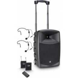 Sonos portables sur batteries - LD Systems - ROADBUDDY 10 BPH 2 B5