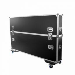 Flight cases écrans - Power Acoustics - Flight cases - FLIGHT ECRAN 75/85