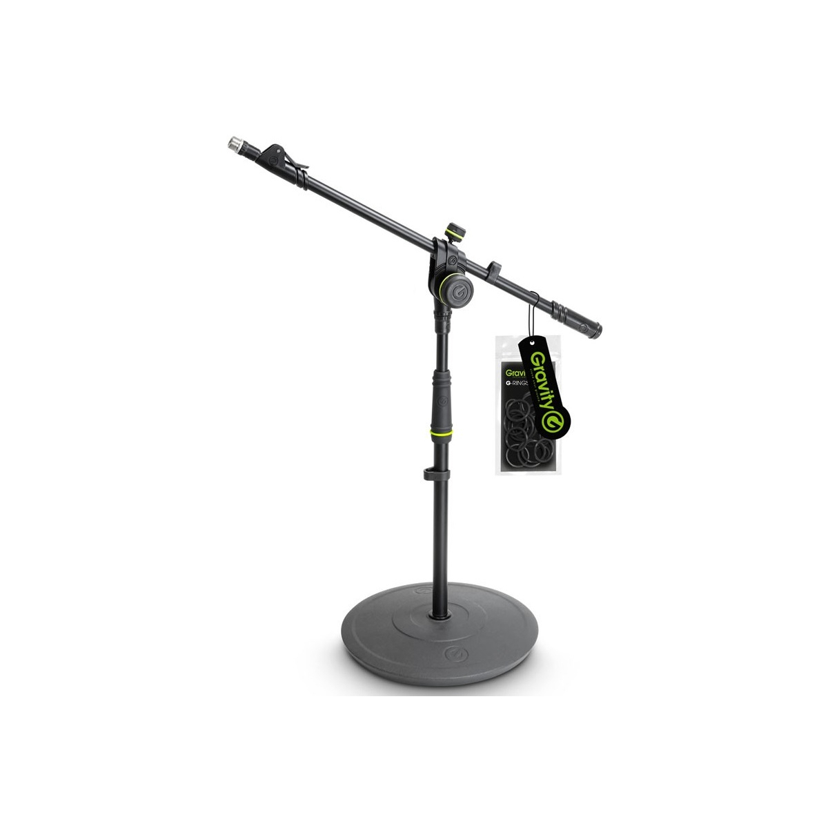 Pieds micros perches - Gravity - MS 2222 B