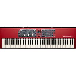 Claviers de scène - Nord - Nord Electro 6D 73