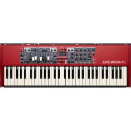 Claviers de scène - Nord - Nord Electro 6D 61