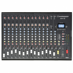 Consoles analogiques - Audiophony - MPX16
