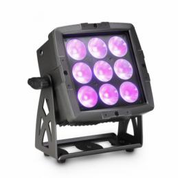 Projecteurs architecturaux LED - Cameo - FLAT PRO FLOOD 600 IP65