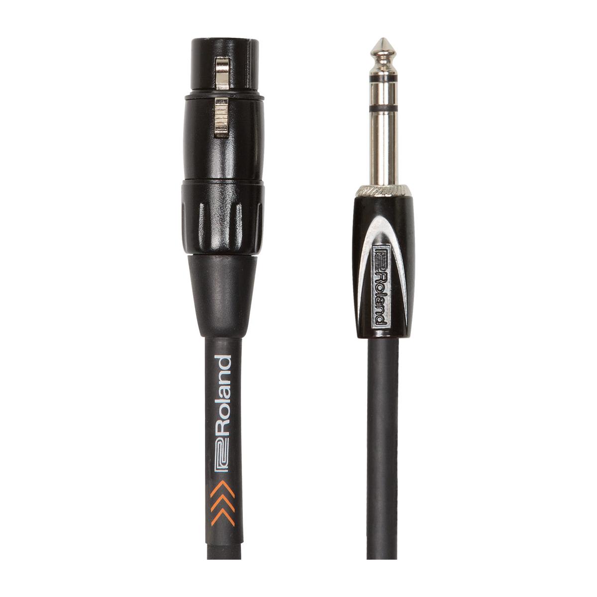 Câbles JACK / XLR - Roland - RCC-5-TRXF