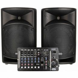 Systèmes amplifiés - Definitive Audio - BACKSTAGE 500