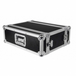 Flight cases rackables bois - Power Acoustics - Flight cases - FCE 3 MK2 SHORT