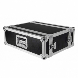 Flight cases rackables bois - Power Acoustics - Flight cases - FCE 4 MK2 SHORT