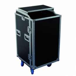 Flight cases rackables bois - Power Acoustics - Flight cases - FCP 16 U DS