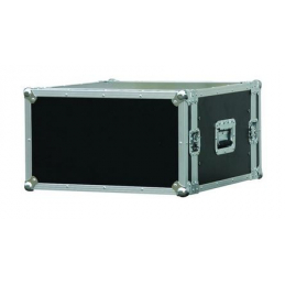 Flight cases rackables bois - Power Acoustics - Flight cases - FC 6 MK2