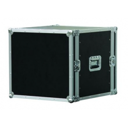 Flight cases rackables bois - Power Acoustics - Flight cases - FC 10 MK2