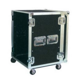Flight cases rackables bois - Power Acoustics - Flight cases - FC 12