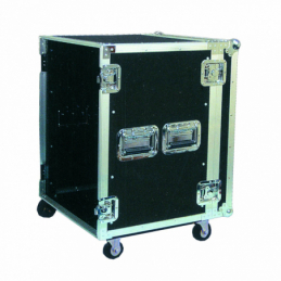 Flight cases rackables bois - Power Acoustics - Flight cases - FC 14