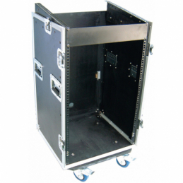 Flight cases rackables bois - Power Acoustics - Flight cases - FCP 16 U