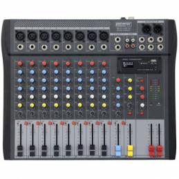 Consoles analogiques - Power Acoustics - Sonorisation - MX12 USB V2
