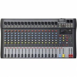 Consoles analogiques - Power Acoustics - Sonorisation - MX20 USB V2