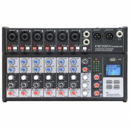 Consoles analogiques - Definitive Audio - DA MX8 USB