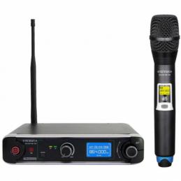 Micros chant sans fil - Definitive Audio - DA UHF MH 100